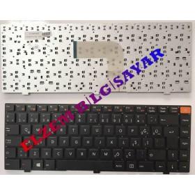 Casper C300 PG-D15 D15 D15D C5U NİRVANA ULTRABOOK CBA CBE CBT C18 K1100110004 V1313DPCK4 WNKB EA-C18 GVN-CKC18 3317-8C0 Klavye