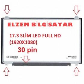 17.3 SLİM LED (30 PİN --FULL HD )Chimei N173HCE-E31, LTN173HL01, LP173WF4 SP, B173HAN01.0 17.3 IPS 30 Pin Full Hd Led Lcd Panel 1920 X 1080