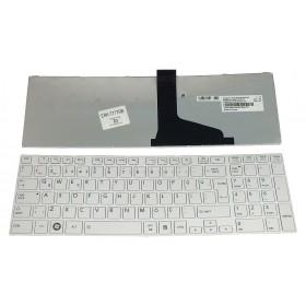Toshiba Satellite C55-a-1jj, C55-a-1jl Klavye Beyaz