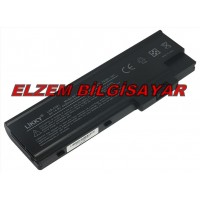 Acer Aspire 1410/1640/3000 ve Travelmate 2300/4000/4100/4210/4500 notebook batarya