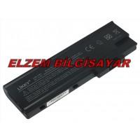 Acer Aspire 1410/1640/3000 ve Travelmate 2300/4000/4100/4210/4500 notebook batarya