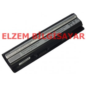 MSI A6500 10.8V 4400mAh Notebook Batarya
