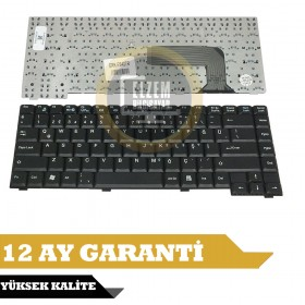 Fujitsu Siemens Amilo Pa 1510, Pa 2510, Pi 1505, Pi 1510, Pi 1537 Serisi Türkçe Notebook Klavye