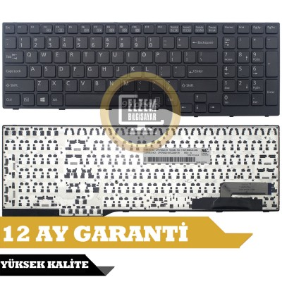 FUJİTSU SİEMENS E753 KLAVYE-Fujitsu LifeBook A555-01