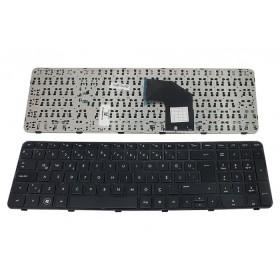 2B-04822Q121 Siyah Çercevesiz Notebook Klavye