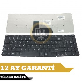 Toshiba Satellite L50-B-02G Notebook Klavye beyaz