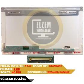 17.3 LCD LED PANEL (40 PİN) EKRAN