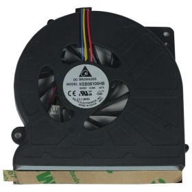 Asus K52,K52N Serisi Notebook Cpu Fan DC05V 0.40A 4 KABLOLU