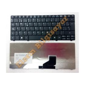Acer Aspire One 521 522 533 D255 D255E D257 D260 D270 KAV50 KAV70 NAV50 NAV70 PAV01 PAV50 PAV70 P0VE6 ZH9 AO521 AO522 AO533 AOD255 AOD255E AOD257 AOD260 AOD270 532H ZE6 ZE7 Notebook Klavye