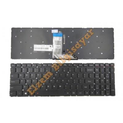 Lenovo 700-15ISK 700-15 700-17ISK 700-15 Işıklı Klavye