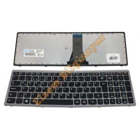 Lenovo G500 G500S G505 G510 G500C G700 G710 S510P Z510 Z546 S500 Gümüş Klavye