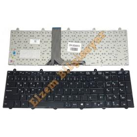 Msi 1761 1762 GE60 GE70 GT60 GT70 GX780D GP60 GP70 GX780 GT780 GT780DX GT783 GT783R MS-16F4 MS-1759 MS-1763 MS-16GA MS-16GB MS-16GC MS-16GD MS-16GF MS-16GH MS-176K MS-17632 Klavye