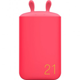 LOVELY ELF PİNK,6000mah,5V  Lovely Elf ,(pink) HARİCİ BATARYA