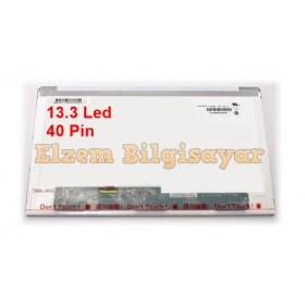 13.3 Led 40 Pin CHIMEI N133B6 L01 LG LP133WH1 Panel