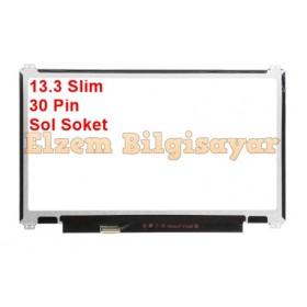 13.3 Slim 30 Pin N133HSE-EA1 B133HAN02 Lcd Parlak Panel