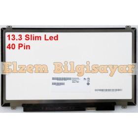 13.3 Slim Led 40 Pin Au Optronics B133XTN01.5 B133XW03 V.4 CHUNGWA CLAA133WB01A Panel