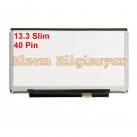 13.3 Slim Led 40 Pin Au Optronics CLAA133WA01A LP133WH2 B133XW01 B133XW03 B133XW01 V.2 B133XW03 V.3 B133XW03 V.2 B133XW01 v.7 N133BGE-L41 N133BGE-LB1 LP133WH2(TL) (A4) LP133WH2 (TL) (A3)  LT133EE09300 LTN133AT30-401 Panel