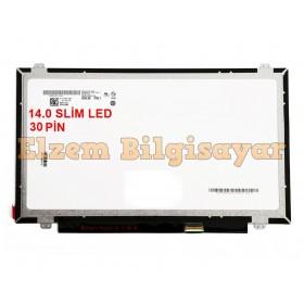 14.0 SLİM LED 30 Pin B140XTN03.1 HB140WX1-300 HSD140PHW2 M140NWR1 LP140WH2 B140XW02 B140XW03 N140BGE-L31 N140BGE-E33 N140BGE-EA3 N140BGE-L41 N140BGE-L42 N140B6-L06 BT140GW03 B140XTN02.4 LTN140AT12 LTN140AT08 LTN140AT10 LTN140AT11 LTN140AT12 Panel